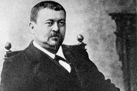 Савва Тимофеевич Морозов.