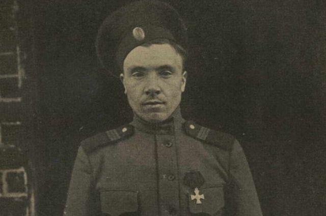Первый герой Февральского восстания Тимофей Кирпичников.