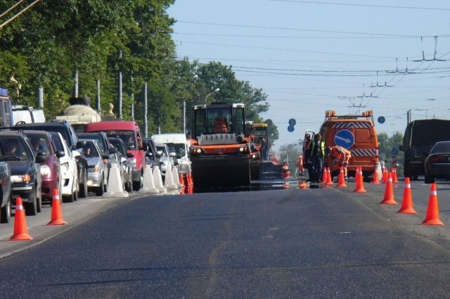 ВНижнем Новгороде загод починят 67 участков дорог