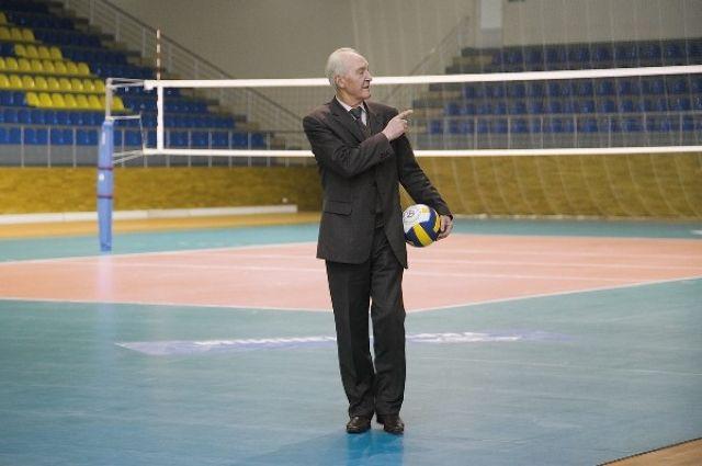 Легендарный волейболист Юрий Поярков