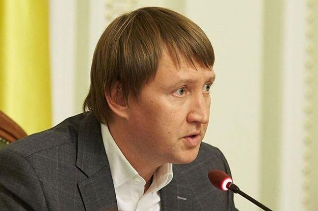 Министр Тарас Кутовой