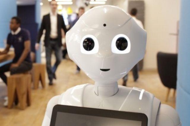 Японский робот Pepper трудоустроился в США
