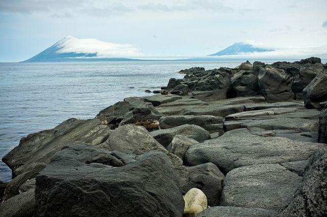 Как назвали пять Курильских островов?