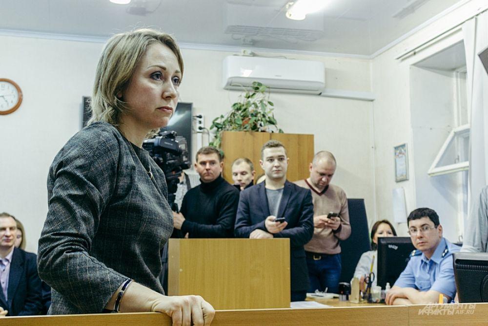 Его интересы представляет известный казанский адвокат и правозащитник Ирина Хрунова.