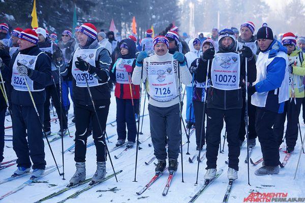 Всероссийская массовая лыжная гонка «Лыжня России-2017» состоялась в краевой столице в субботу, 11 февраля.