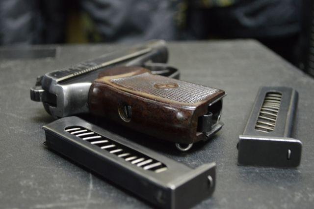 Командир взвода ППС застрелился изтабельного оружия вПавлово