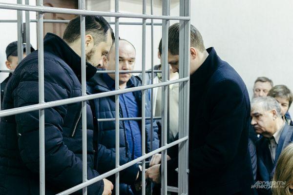 Заседание об избрании меры пресечения зампредправления Татфондбанка Вадима Мерзлякова 10 февраля началось почти с двухчасовым опозданием.