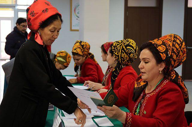 Путин поздравил Бердымухамедова спереизбранием напост президента Туркмении