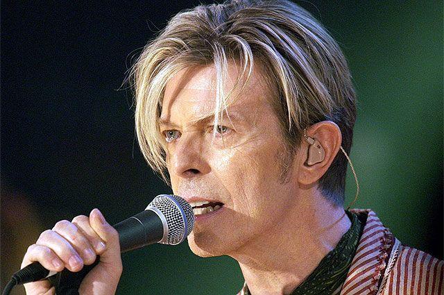 Британский солист Дэвид Боуи получил премию «Грэмми» посмертно