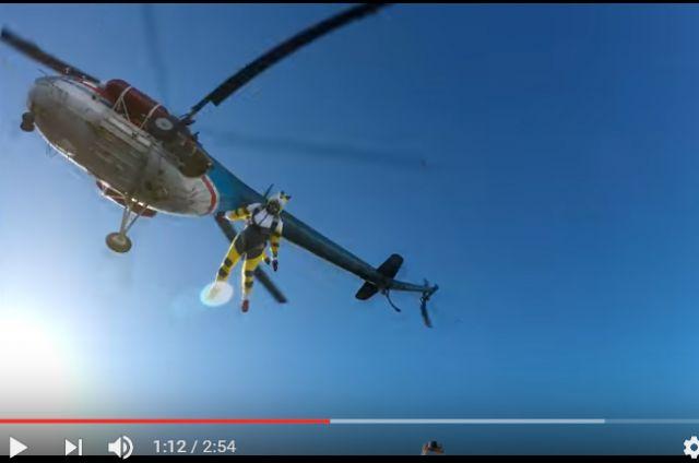 Обнародован список погибших при крушении вертолета наАлтае