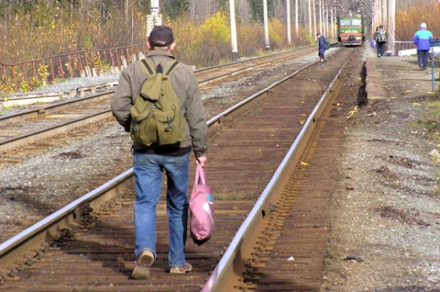 Новое расписание пригородных поездов в Калининградской области вводится в дни февральских праздников