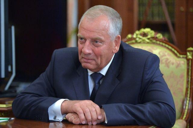 Новгородский губернатор Сергей Митин объявил о собственной отставке