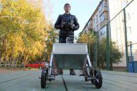 Прототип марсохода нужен для того, чтобы отработать на Земле базовые принципы работы настоящего марсохода.