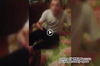 Кадр из видео, снятого во время нападения.