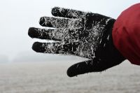 В Сибири, как оказалось, морозы бывают жаркими.