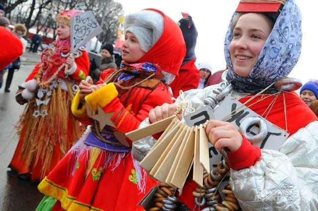 Площадь Горького перекроют 25февраля для празднования Масленицы