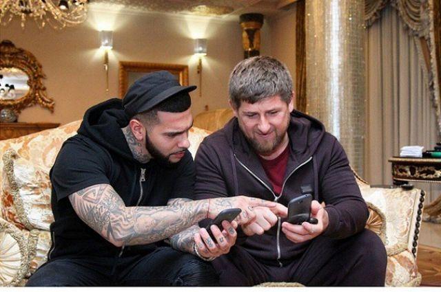 Тимати начнет торговать бургерами вЧечне из-за хороших глаз Кадырова