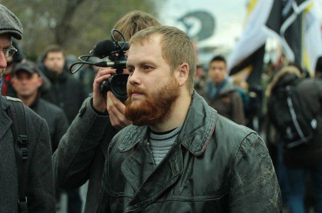 Дело против националиста Демушкина будут рассматривать взакрытом режиме