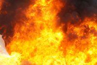 В Калининграде двое мужчин кинули в квартиру бутылку с зажигательной смесью.