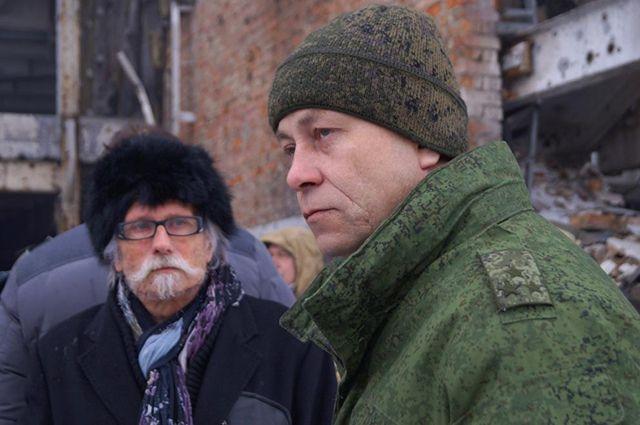 Бои вДонбассе возобновились из-за внутренних противоречий Украины— Басурин