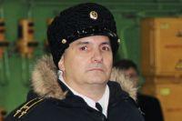 Командир тяжёлого авианесущего крейсера «Адмирал Кузнецов» Сергей Артамонов.