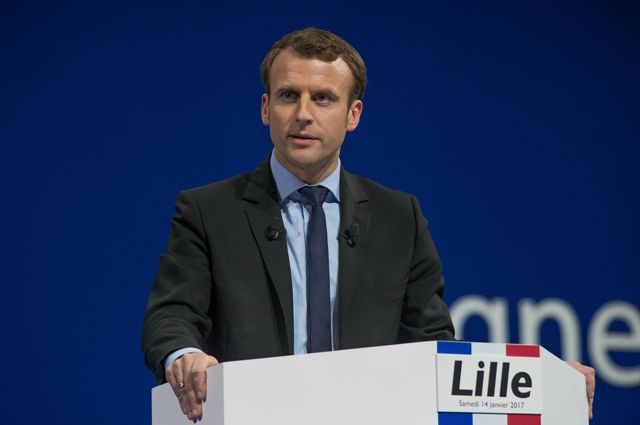 Штаб кандидата впрезиденты Франции обвинил РФ волжи иклевете