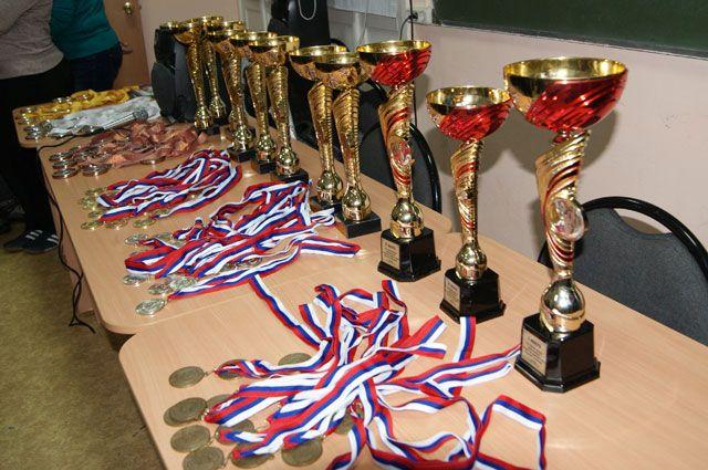 В первенстве Сибири участвовали более 120 спортсменов.