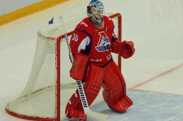 «Локомотив» разгромил «Адмирал» вматче КХЛ