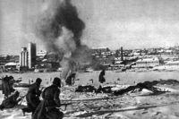 На подступах к Ростове 14 февраля 1943 года.