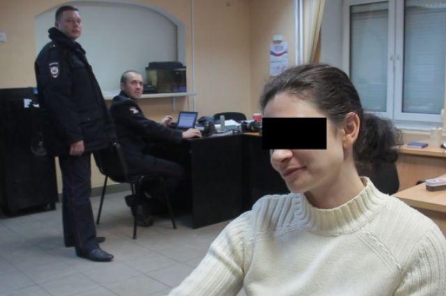 В Калининграде поймали женщину, за которой числится 50 уголовных дел.