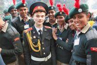 На одного московского кадета приходится 1000 индийских.