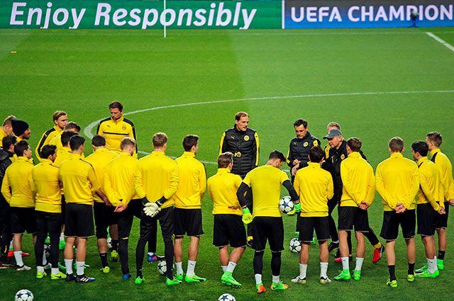 День всех влюбленных в футбол: стартует плей-офф Лиги чемпионов