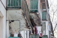 Балконы в «несносных» пятиэтажках придётся срезать без восстановления.
