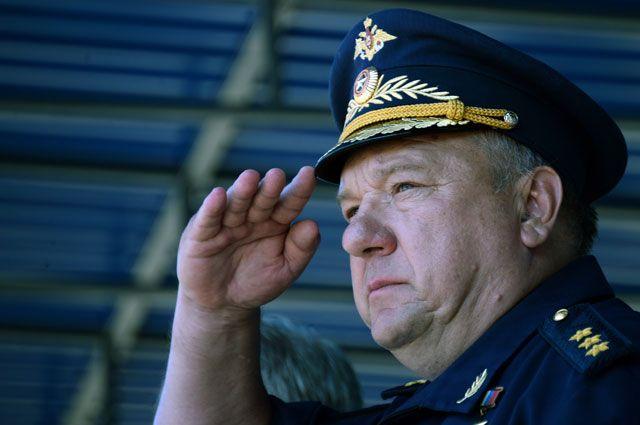 Владимир Шаманов.