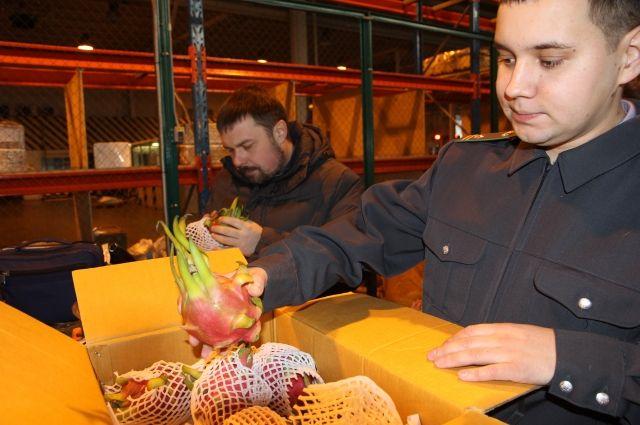 Жителю Татарстана ввиде ягод доставили запрещенные препараты