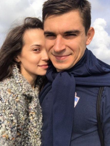 Артур и Александра Малоян.