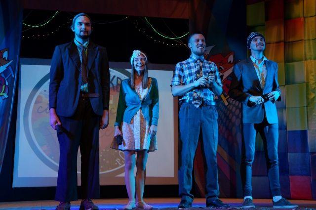 «Сборная села Васисс» примет участие в первом полуфинале.