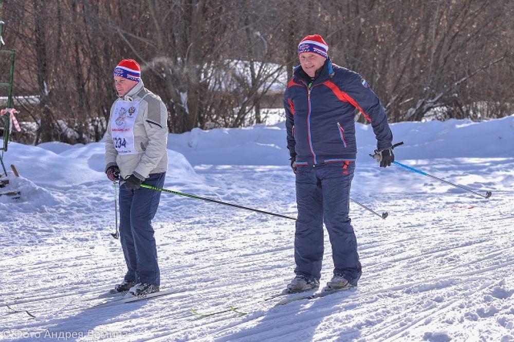 Григорий Кабельский решил показать, что министр спорта самый что ни на есть спортивный чиновник.