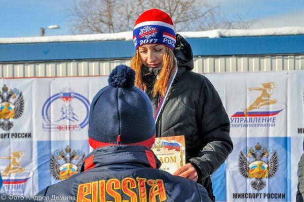 Заслуженные награды от министра спорта Пензенской области.
