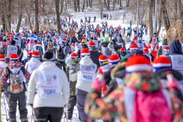 На лыжную трассу вышли сотни пензенцев.