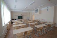 Школа на Горском построена первой по федеральной программе