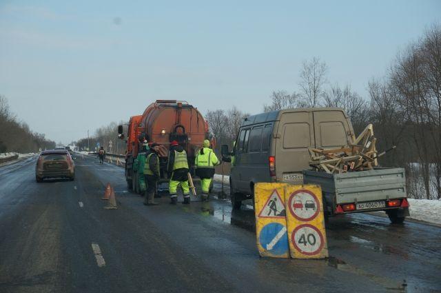 Специалисты КСП обследовали 59 участков дорог и мостов, на которые в регионе потратили 257,5 млн руб.