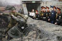 14 февраля закрыли трехмерную панораму «Битва за Москву»