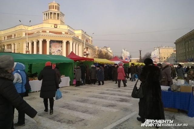 17 февраля в Кемерове пройдет первая в этом году губернаторская селькохозяйственная ярмарка.
