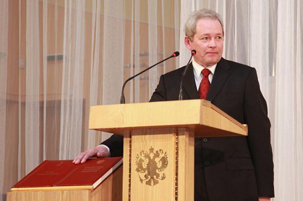 6 февраля о намерении уйти в отставку заявил глава Пермского края Виктор Басаргин.