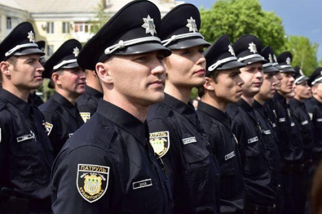 Милиция столицы Украины перейдет наусиленный вариант несения службы