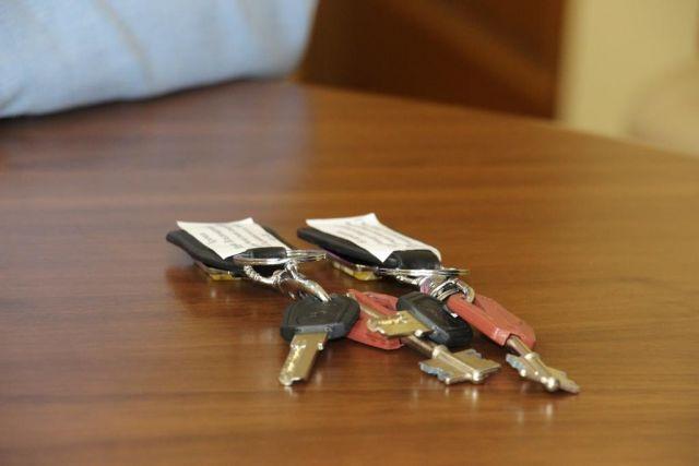 Девять учителей из школ Багратионовска получили ключи от квартир.