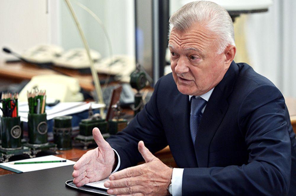 14 февраля президент РФ Владимир Путин принял отставку губернатора Рязанской области Олега Ковалева.