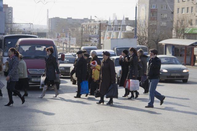 Неменее 70% новосибирцев поддерживают идею пешеходной зоны наулице Ленина