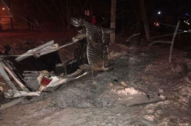 ВКавказском районе Кубани вДТП умер 26-летний шофёр «Оки»